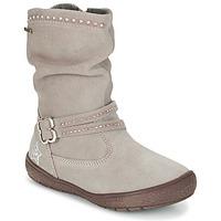 Sapatos Rapariga Botas Primigi (enfant) CALISHA-E Toupeira