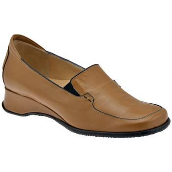 Sapatos Mulher Mocassins Bettina  Bege