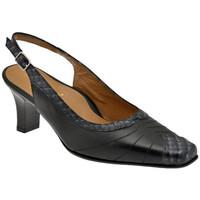 Sapatos Mulher Escarpim Bettina  Preto