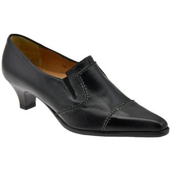 Sapatos Mulher Mocassins Bettina  Preto