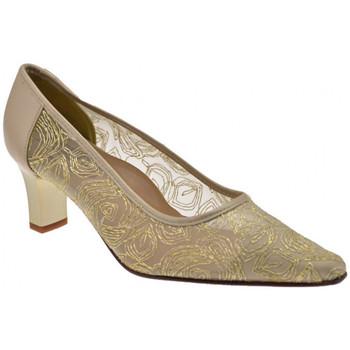Sapatos Mulher Escarpim Bettina  Ouro
