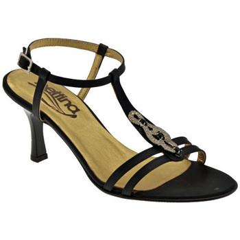 Sapatos Mulher Sandálias Bettina  Preto