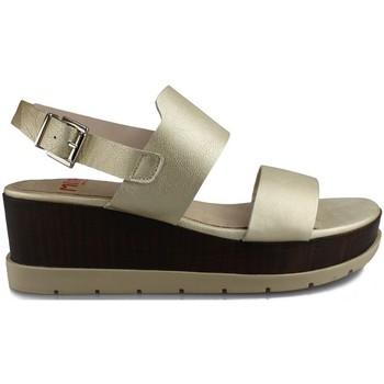 Sapatos Mulher Sandálias Mikaela WASH BEIGE