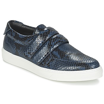 Sapatos Mulher Sapatilhas Sonia Rykiel SPENDI Azul / Preto