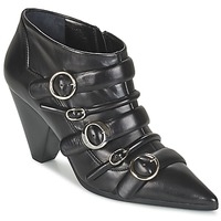 Sapatos Mulher Botas baixas Sonia Rykiel SOLOUMI Preto