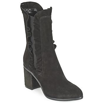Sapatos Mulher Botins Sonia Rykiel CARAMINA Preto