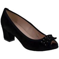 Sapatos Mulher Escarpim Keys  Preto