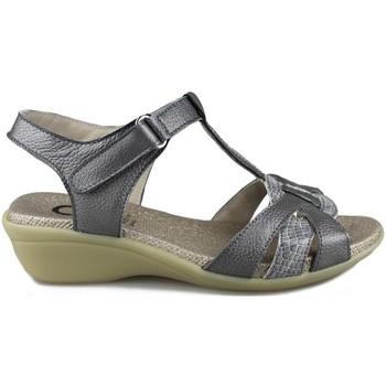 Sapatos Mulher Sandálias Yio VIKY GRIS