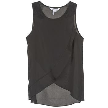 Textil Mulher Tops sem mangas BCBGeneration 616725 Preto