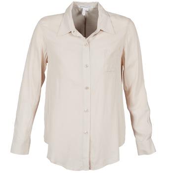 Textil Mulher camisas BCBGeneration 616747 Bege