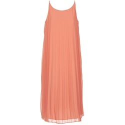Textil Mulher Vestidos compridos BCBGeneration 616757 Coral