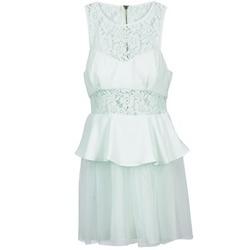 Textil Mulher Vestidos curtos BCBGeneration 617437 Verde