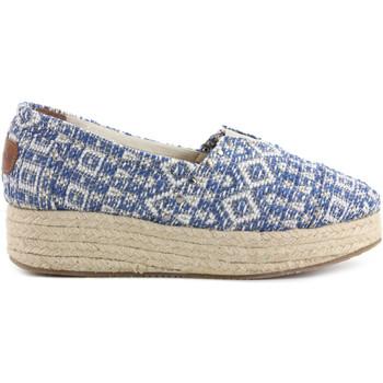 Sapatos Mulher Alpargatas Cubanas Alpargata Domus100T DIANA CHAVES Azul