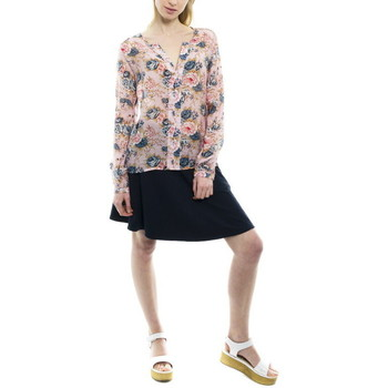 Textil Mulher Tops / Blusas Mismash Blusa Kisar Rosa