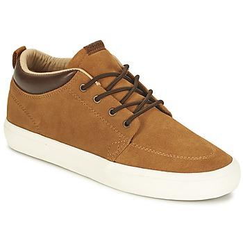 Sapatos Homem Sapatilhas de cano-alto Globe GS CHUKKA Camel