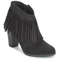 Sapatos Mulher Botins Elue par nous VOPBIL Preto