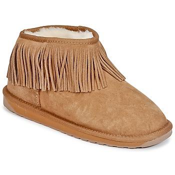 Sapatos Mulher Botas baixas EMU WATERFALL Castanho