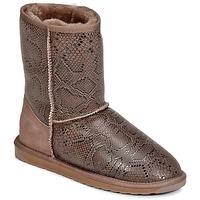 Sapatos Mulher Botas baixas EMU STINGER PRINT LO Castanho