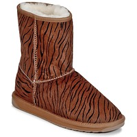 Sapatos Mulher Botas baixas EMU STINGER FUR LO Tigrado