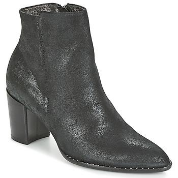 Sapatos Mulher Botins France Mode OLFY Preto
