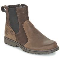 Sapatos Criança Botas baixas Timberland ASPHALT TRAIL CHELSEA Castanho