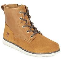 Sapatos Criança Botas baixas Timberland NEWMARKET BOOT Trigo