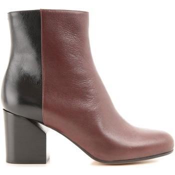 Sapatos Mulher Botins Maison Margiela S38WU0284 SX9273 962 Marrone medio