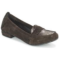 Sapatos Mulher Mocassins Regard REMAVO Castanho