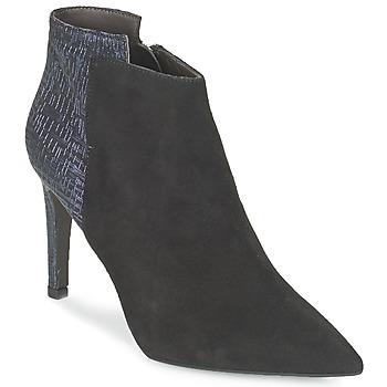 Sapatos Mulher Botins Perlato GUELOME Preto