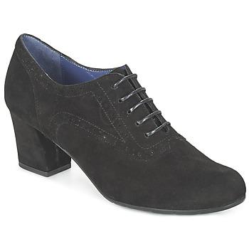 Sapatos Mulher Botas baixas Perlato HELVINE Preto