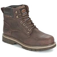 Sapatos Homem Botas baixas Dockers by Gerli IRETOK Café