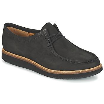 Sapatos Mulher Sapatos Clarks GLICK BAYVIEW Preto