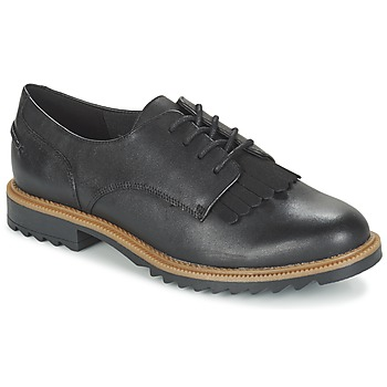 Sapatos Mulher Sapatos Clarks GRIFFIN MABEL Preto