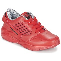 Sapatos Rapaz Sapatilhas Freegun FADSA Vermelho