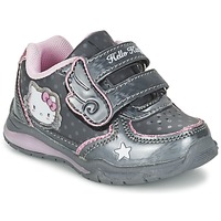 Sapatos Rapariga Sapatilhas Hello Kitty FANELY LIGHT Cinza