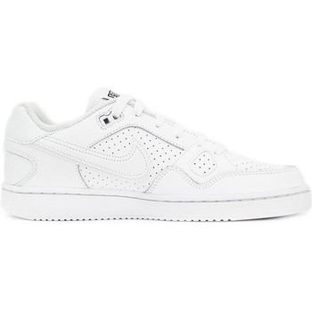 Sapatos Mulher Sapatilhas Nike SON OF FORCE (GS) branco