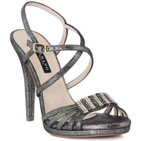 Sapatos Mulher Sandálias Albano LUX ORO Multicolore