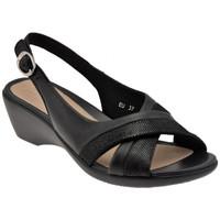 Sapatos Mulher Escarpim Stonefly  Preto