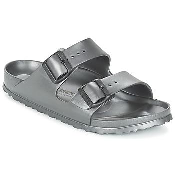 Sapatos Mulher Chinelos Birkenstock ARIZONA-EVA Cinza