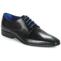 Sapatos Homem Sapatos Azzaro JORY Preto