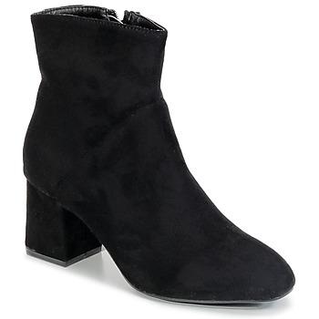 Sapatos Mulher Botins Spot on ELOUNDI Preto