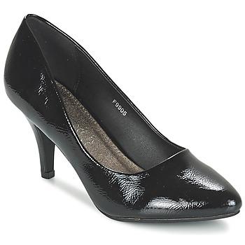 Sapatos Mulher Escarpim Spot on MIENE Preto