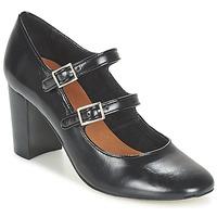 Sapatos Mulher Escarpim Jonak ANTIOCH Preto