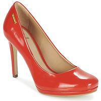 Sapatos Mulher Escarpim Dumond LOUBAME Vermelho