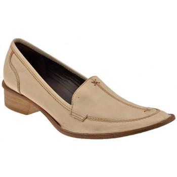 Sapatos Mulher Mocassins Latitude  Bege