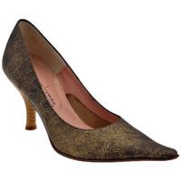Sapatos Mulher Escarpim Latitude  Castanho