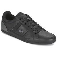 Sapatos Homem Sapatilhas Lacoste CHAYMON 316 1 Preto