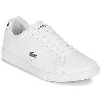 Sapatos Mulher Sapatilhas Lacoste Carnaby BL 1 Branco