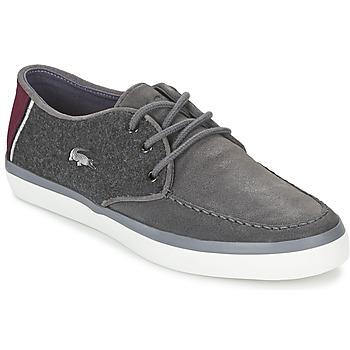 Sapatos Homem Sapato de vela Lacoste SEVRIN 316 3 Cinza