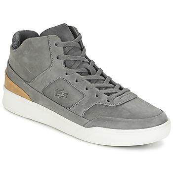 Sapatos Homem Sapatilhas de cano-alto Lacoste EXPLORATEUR MID 316 2 Cinza